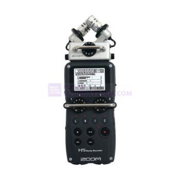 Zoom H5 Perekam Suara Handy Recorder 4-Input