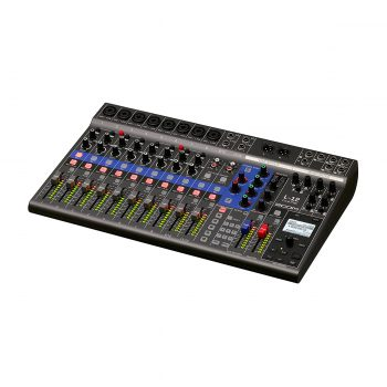 Zoom LiveTrak L-12 Mixer Digital 12 Channel