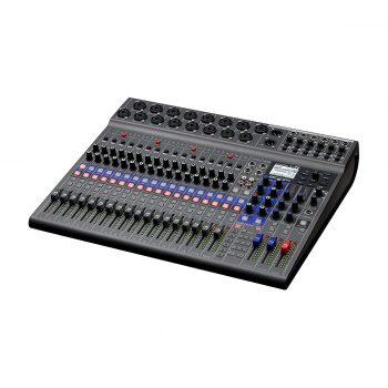 Zoom LiveTrak L-20 Mixer Digital 20 Channel
