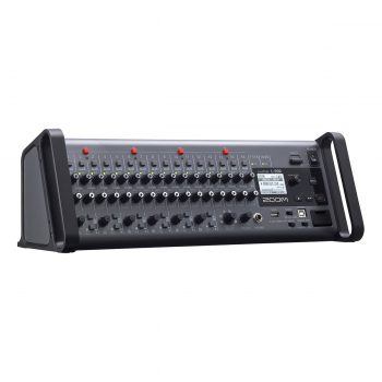 Zoom LiveTrak L-20R 20-Channel Digital Rackmount Mixer