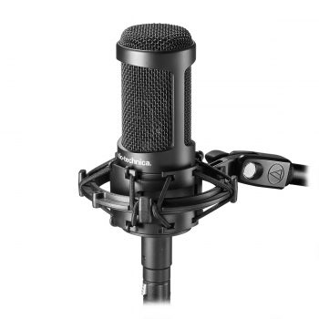 Audio Technica AT2035 Mic Recording Condenser Cardioid