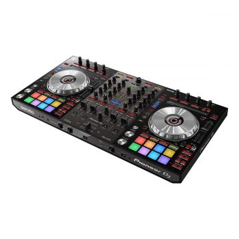 Pioneer DDJ-SX3 4-deck Serato DJ Pro Controller