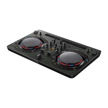 Pioneer DDJ-WeGo4-K 2-channel WeDJ DJ Controller