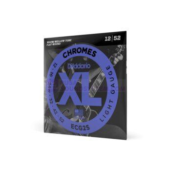 Daddario ECG25 Chromes Light Electric Guitar Strings