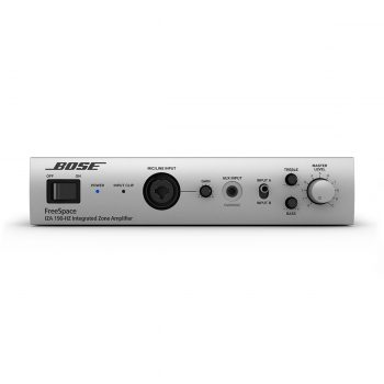 Bose FreeSpace IZA 190-HZ Zone Amplifier 1 Channel 90 Watt