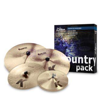 Zildjian K0801C K Country Pack Cymbal Set