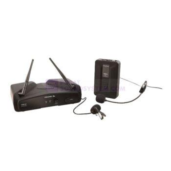 Proel WM100H Mic Wireless Clip On Lavalier