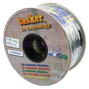 Tasker C128 Kabel Mic 100m 2×0,35mm2 Isi 2
