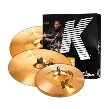 Zildjian K1250 K Custom Hybrid Cymbal Box Set